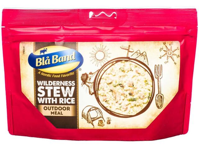 Blå Band Vildmarksgryta med ris
